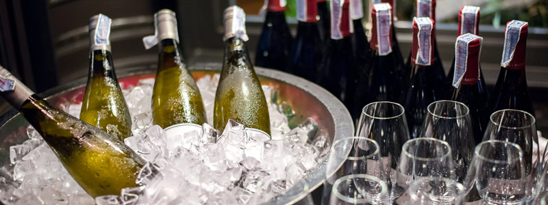 Why Wine Should Never Be Served Ice-Cold