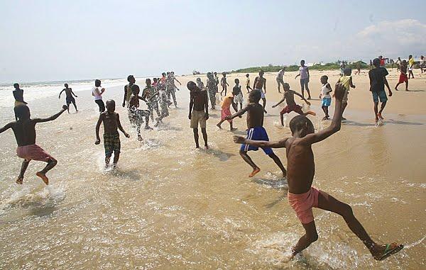 Ifoko Beach, Port Harcourt, Rivers