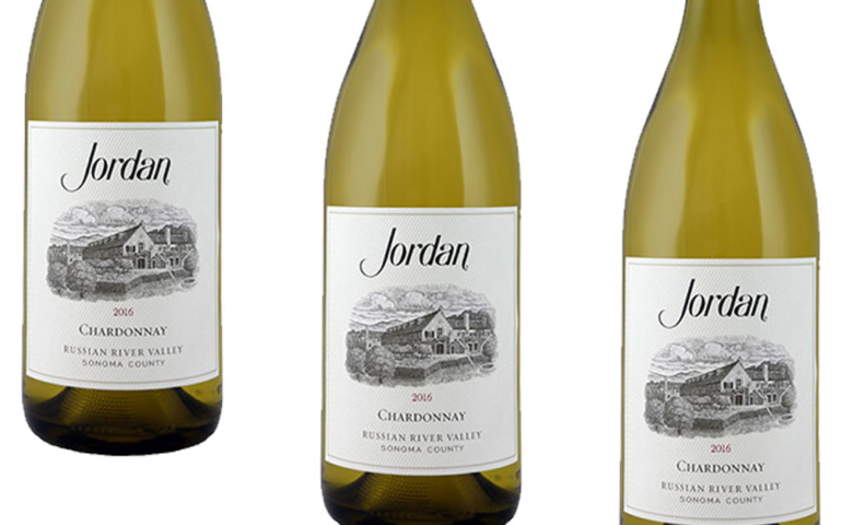 Jordan Chardonnay 2016 Russian River Valley, Sonoma County, Calif.