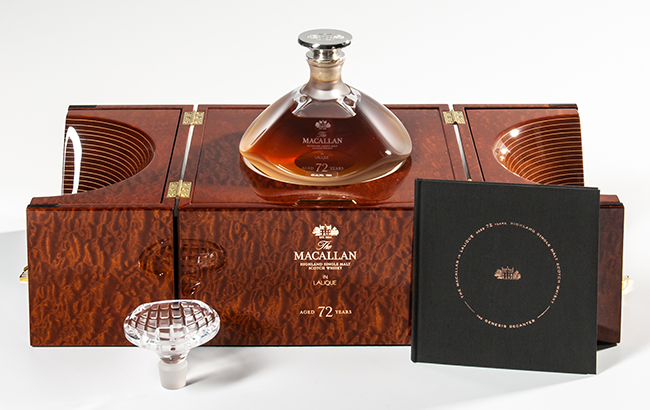 Oldest Macallan Whisky Leads Online Auction