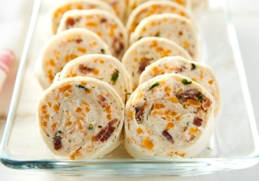 The App We're Bringing to Every Party: Bacon-Cheddar-Ranch Pinwheels
