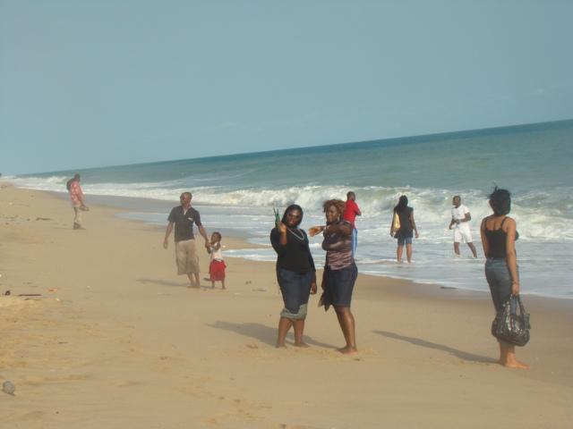 Patigi Beach, Niger River Area