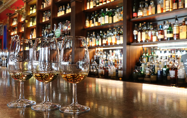 Whisky sales set to reach £2.44bn in UK by 2022