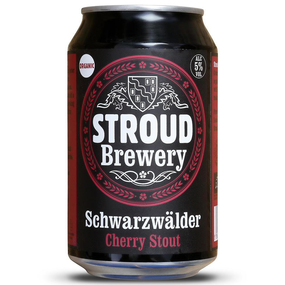 Stroud Brewery Schwarzwälder