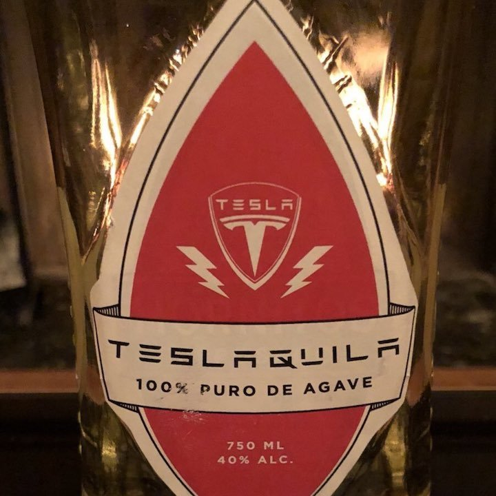 Elon Musk Is Entering the Booze Industry, Trademarks 'Teslaquila'