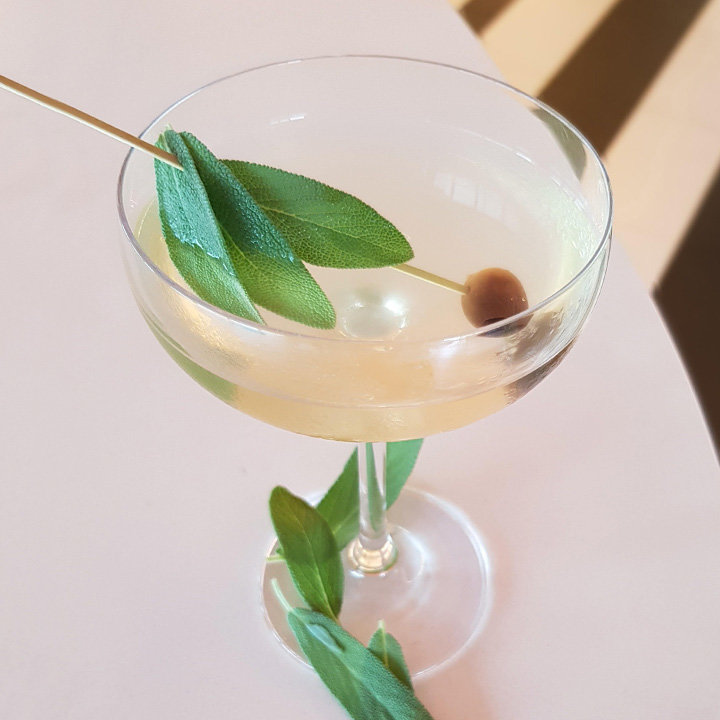 The Best Dirty Martini You're Never Going to Actually Be Able to Drink