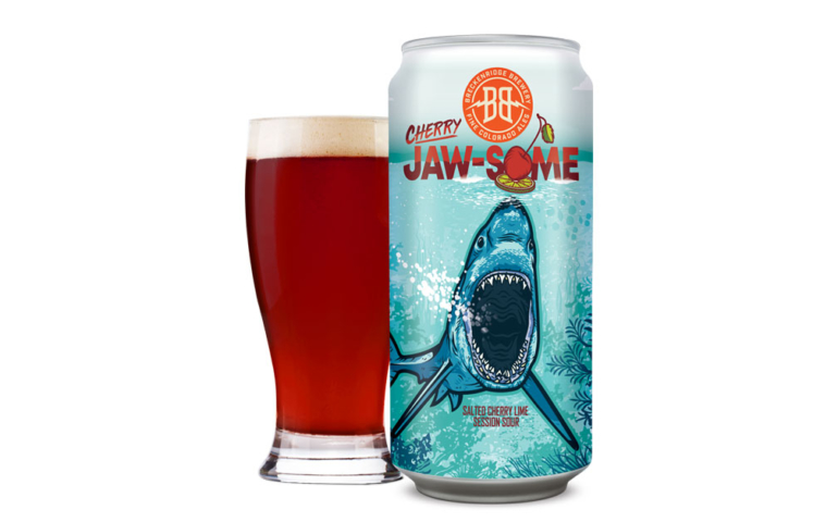This Shark Week Inspired Beer Is Blood-Red and Salty