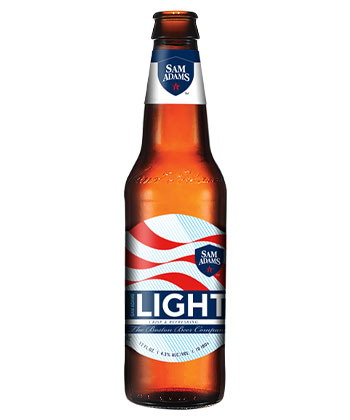 Boston Beer Sam Light