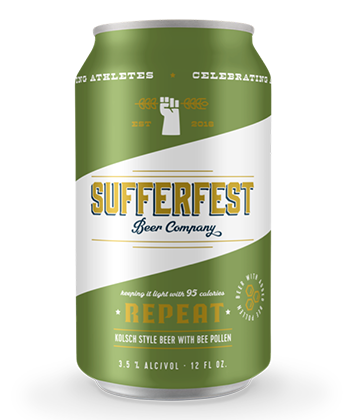 Sufferfest Repeat Bee Pollen