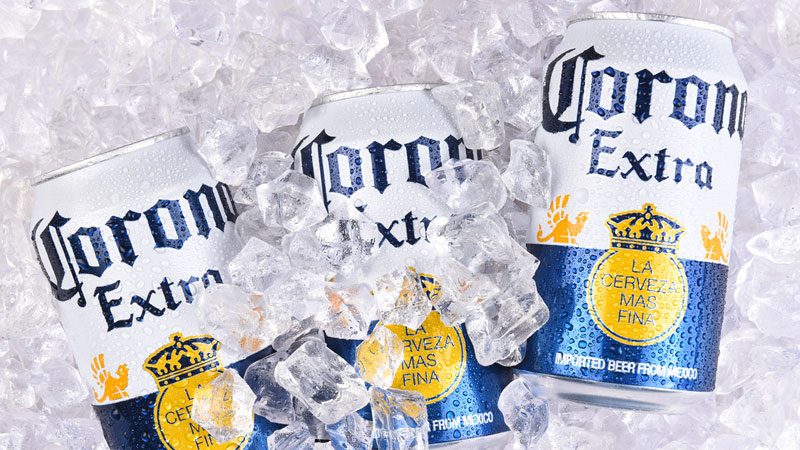 Corona Ditches Six-Pack Rings for Stackable Cans