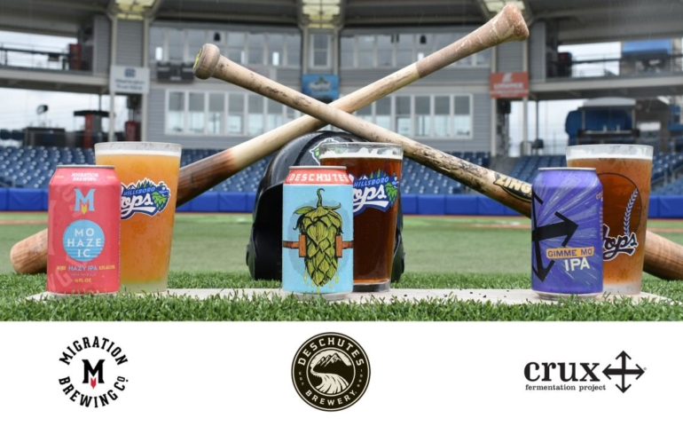 9 Official Baseball Beers to Drink While You Cheer for Your Home Team
