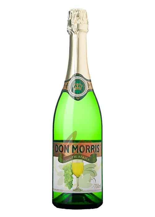 Don Morris Sparkling White Grape Juice