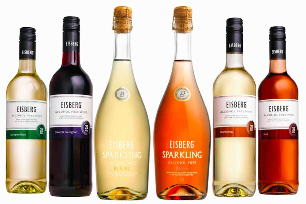 Eisberg Alcohol-Free Rose Wine