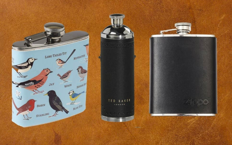 11 Best Hip Flasks That Are Perfect Companion For Drinking On The Go