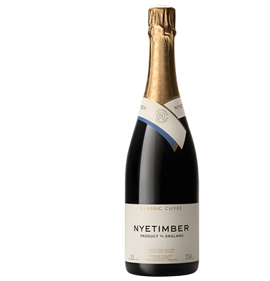 Nyetimber classic cuvée NV England by Cherie Spriggs