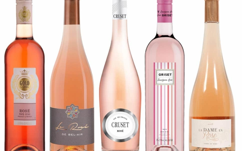 Wines Of The Week: Affordable Roses For Summer Parties And The Dinner Table