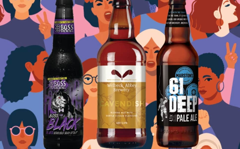 10 Best Beers Brewed By Women To Celebrate International Women's Day With
