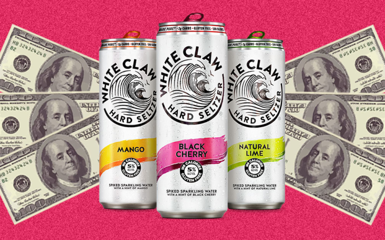 Hop Take: Beer Sales Are Up, but It's Because of White Claw
