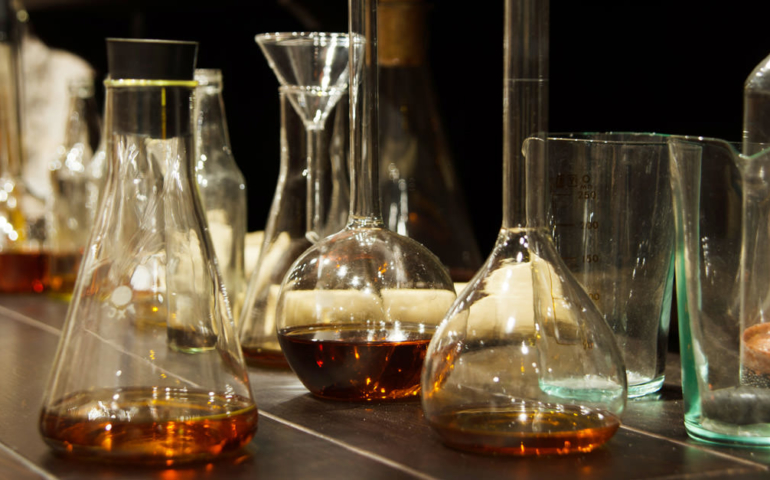 This 'Artificial Tongue' Detects Fake Whiskey