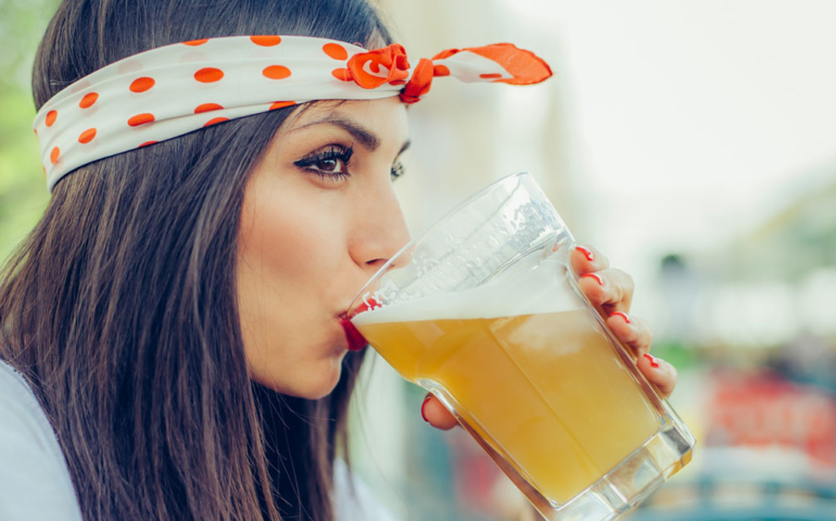 Uproxx, Brewbound, and the Internet Gaze on Women in Beer