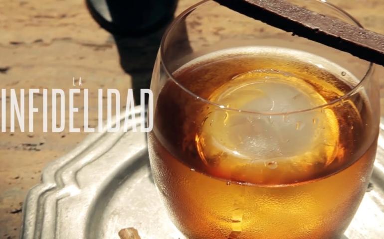 Curbside Cocktails: Cartagena, La Infidelidad