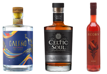 Ten New Low- and No-Alcohol 'spirits' Brands