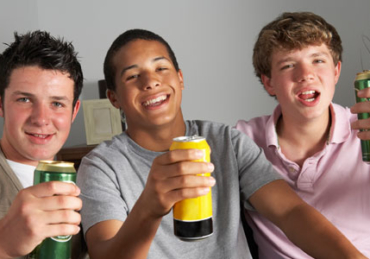 Alcohol: Teenage & Underage Drinking