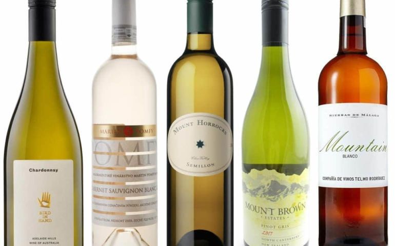 Spring Whites Wine For Specials Occasions