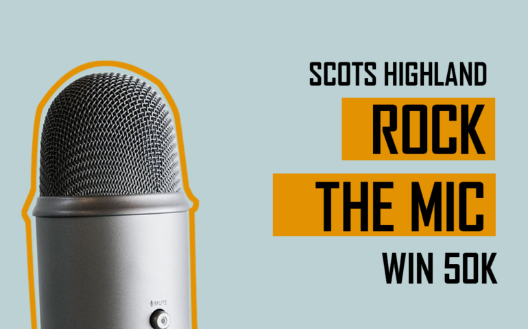 Scots Highland Whisky – Rock The Mic And Creative Challenge