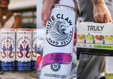 Behind the Meteoric Rise of Hard Seltzer