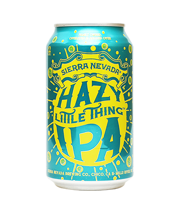 Sierra Nevada Hazy Little Thing IPA is one of the most important IPAs of 2019