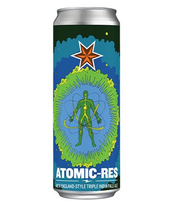 Sixpoint Atomic Resin is one of the most important IPAs of 2019