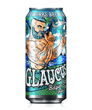 Pipeworks Glaucus Belgian-style IPA is one of the most important IPAs of 2019
