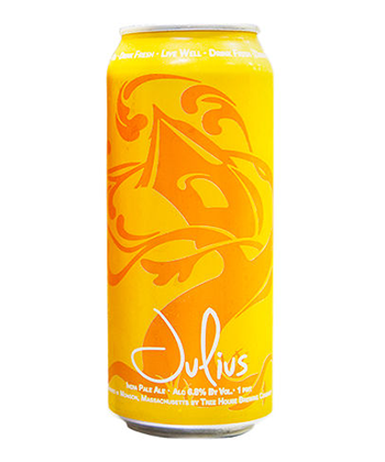 Tree House Julius is one of the most important IPAs of 2019