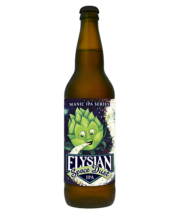 Elysian Space Dust IPA is one of the most important IPAs of 2019