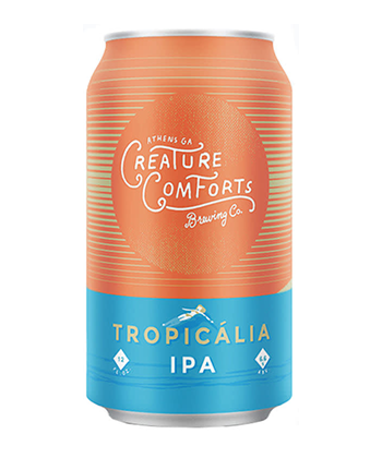 Creature Comforts Tropicalia is one of the most important IPAs of 2019