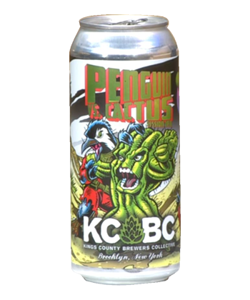 KCBC Penguin Vs. Cactus is one of the most important IPAs of 2019
