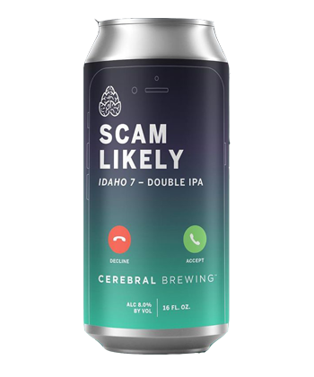 Cerebral Brewing Scam Likely is one of the most important IPAs of 2019