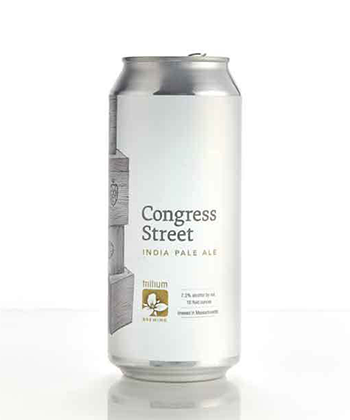 Trillium Congress Street IPA is one of the most important IPAs of 2019