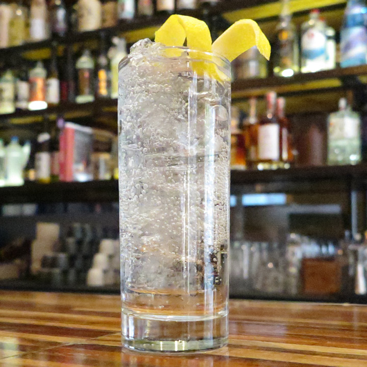 Is the Gin Sonic Even Better Than the Gin & Tonic?