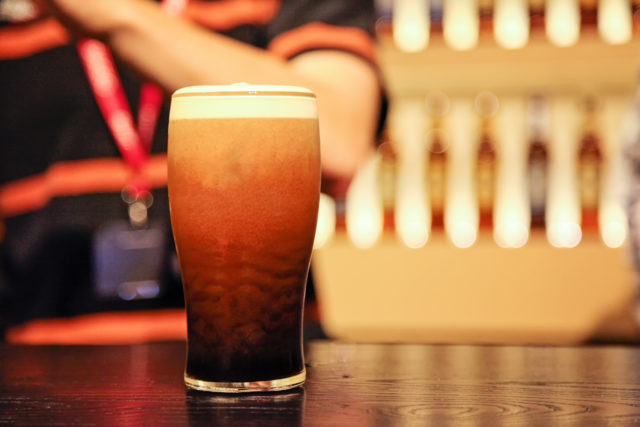 On-trade Traditional Beer Sales Fall by a Third