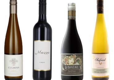 9 New World Wines Using Old World Grapes