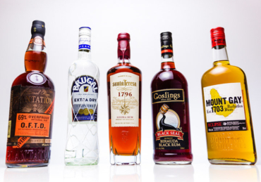5 Essential Rum Bottles You Need for Your Home Bar