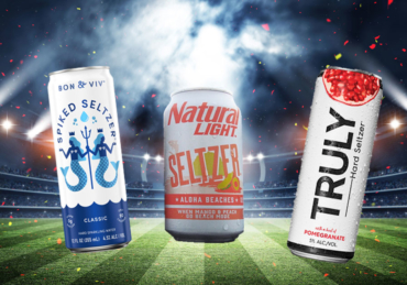 Hop Take: Spiked Seltzer Is Officially Sporty