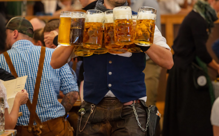 Oktoberfest Attendees Tried to Steal Nearly 100,000 Mugs at 2019 Fest