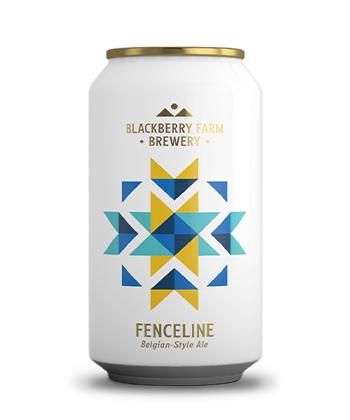 Blackberry Farm Fenceline is one of the best American saisons