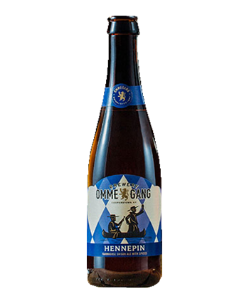 Brewery Ommegang Hennepin is one of the best American saisons