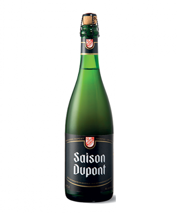 Saison Dupont is the best saison in the world