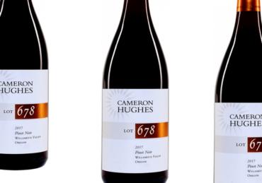 Cameron Hughes 'Lot 678' Pinot Noir 2017, Willamette Valley, Ore.