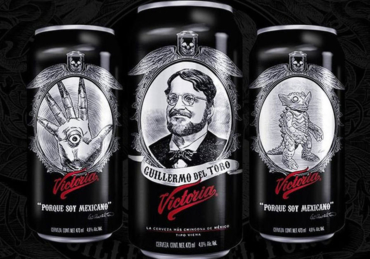 Guillermo Del Toro Shames Victoria For Using His Face on Beer Cans